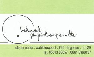 Physiotheraphie Natter